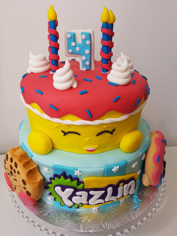 Shopkins Cakes Pao S Cakes